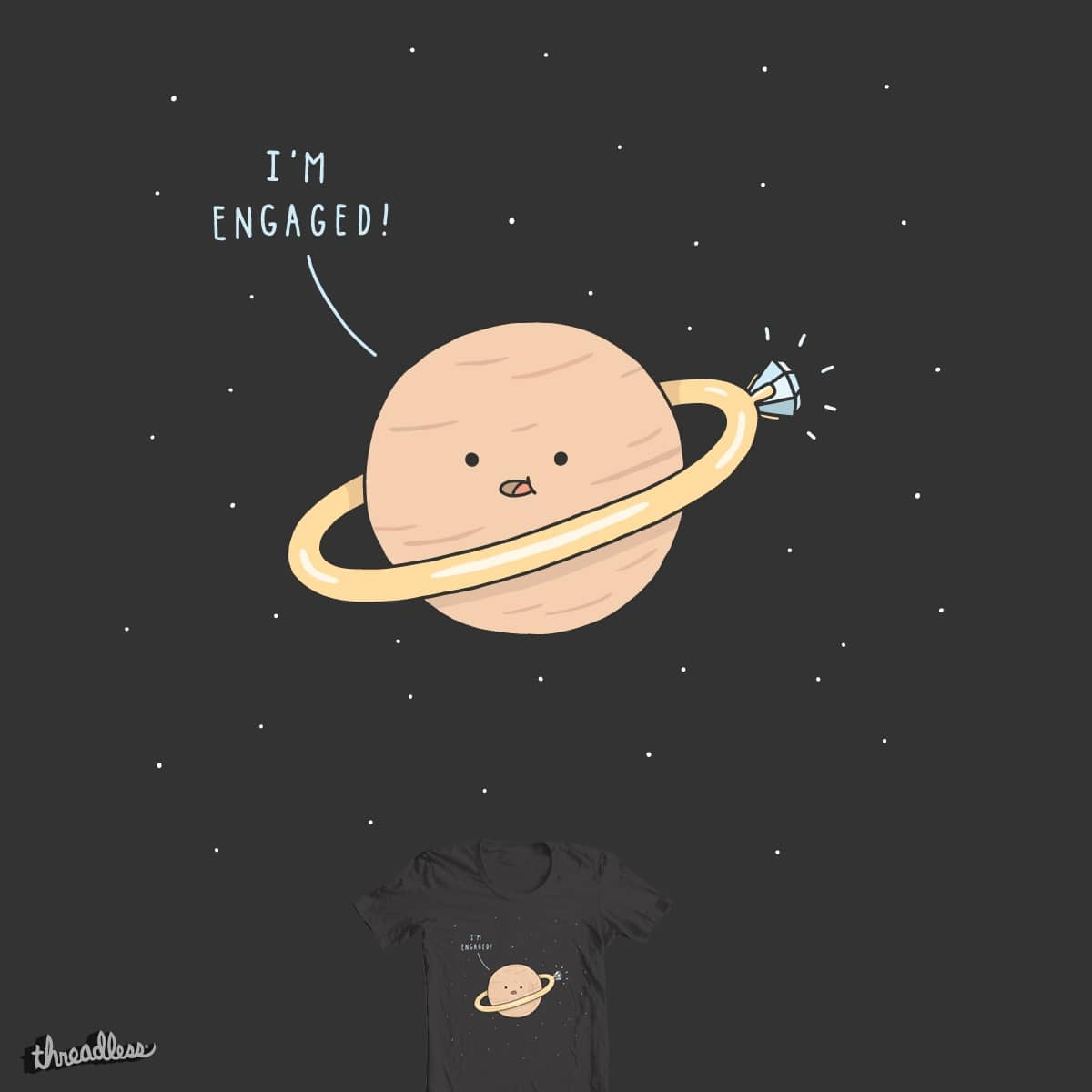 Put A Ring On It by Haasbroek on Threadless