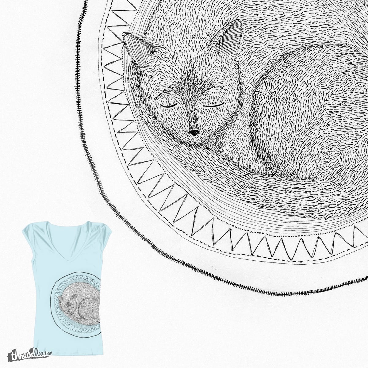Everyone loves naps by sabripio on Threadless