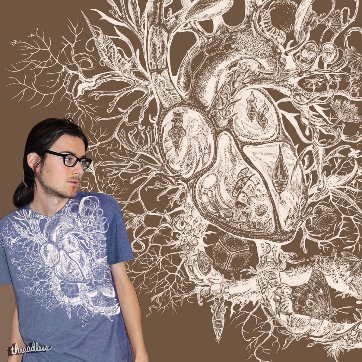 Metamorph by JonHabens on Threadless
