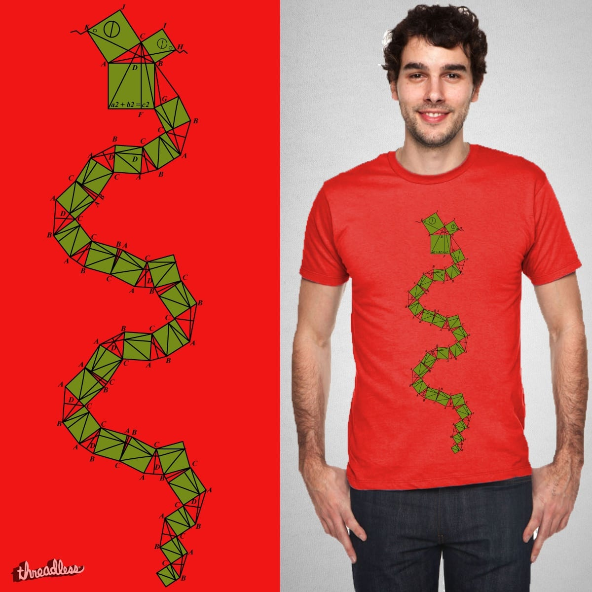 Python Theorem by natarajan_dinesh on Threadless