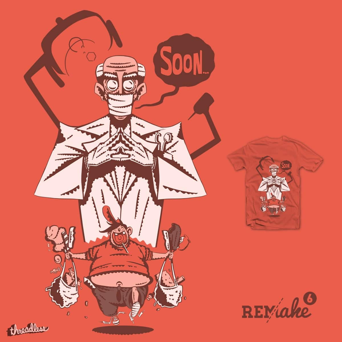 Soon... by nerrik and Kudaman on Threadless