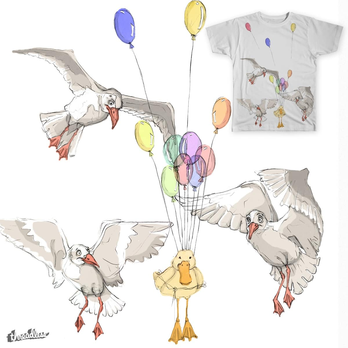 Nothing Imposible by cendeyn on Threadless