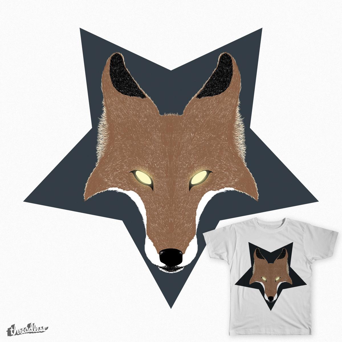 StarFox by gabrielhardt on Threadless