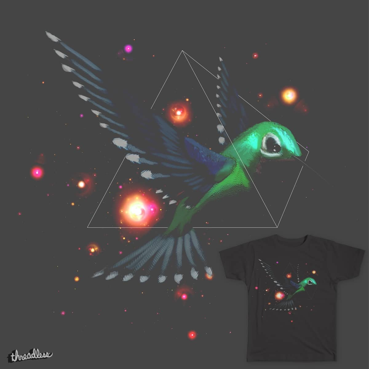 Out of this world by LoudMinds2016 on Threadless