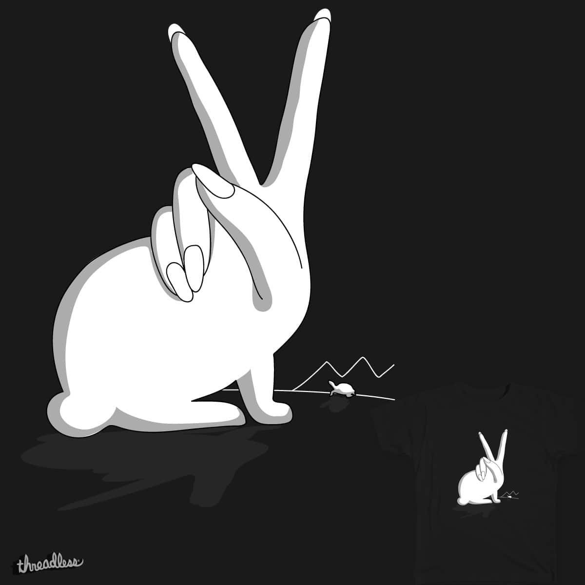VICTORABBIT by maylove on Threadless