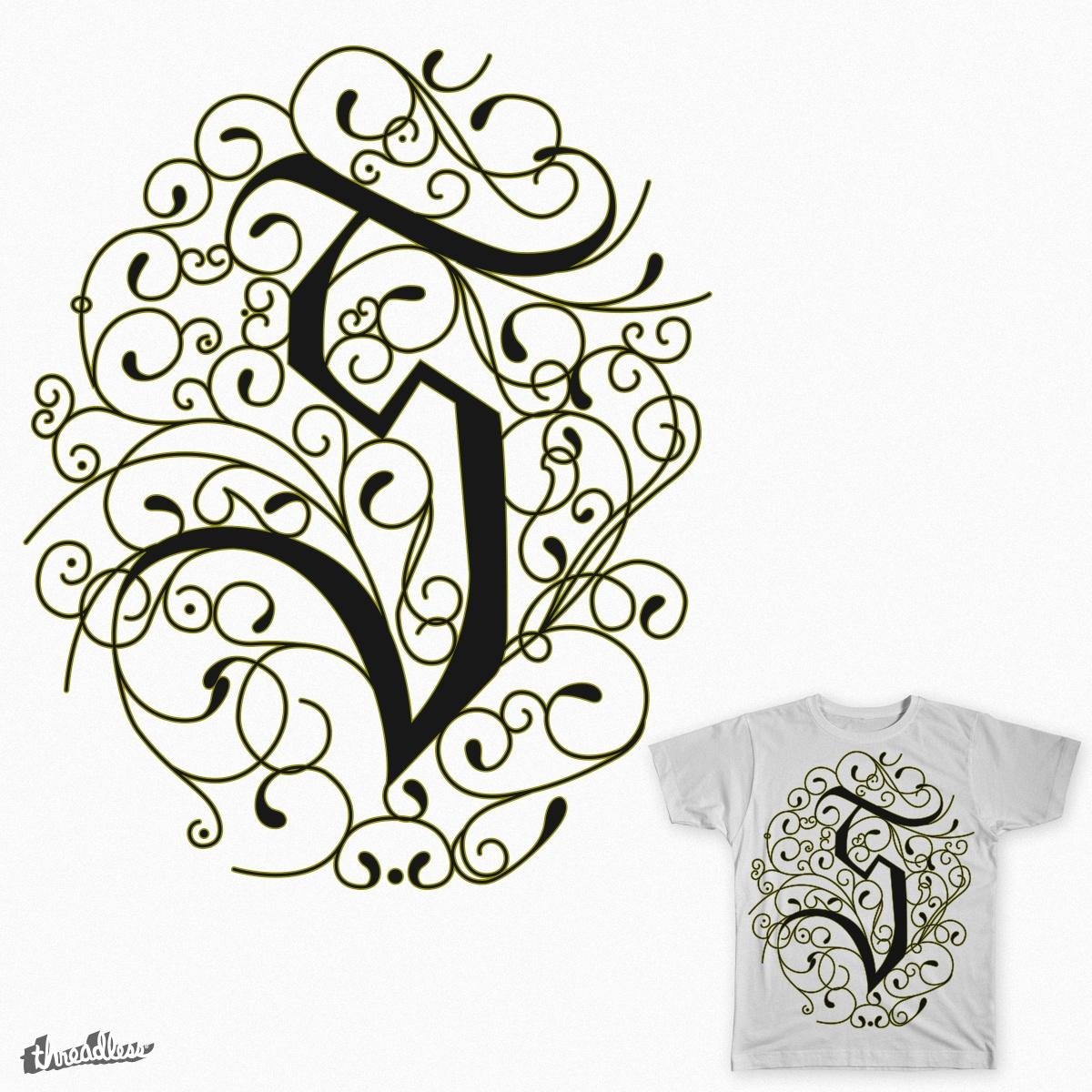 Ornamental S by silverio.contreras.7 on Threadless