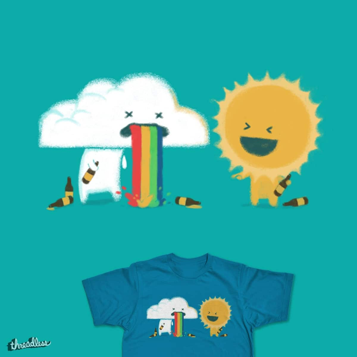 Such Friend by radiomode on Threadless