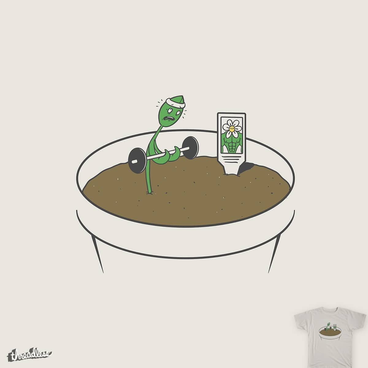 Spring Training by murraymullet on Threadless