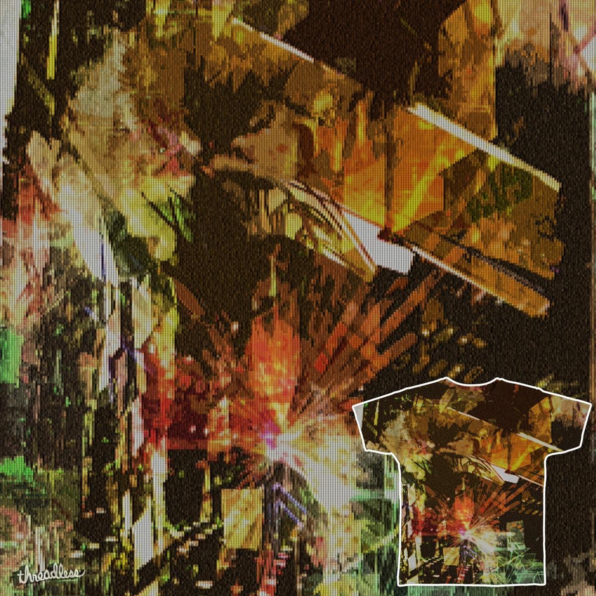 Night Runner 2 by eoez on Threadless