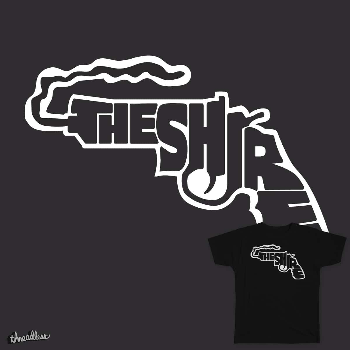 The Shire 537 Magnum by larryblaw on Threadless
