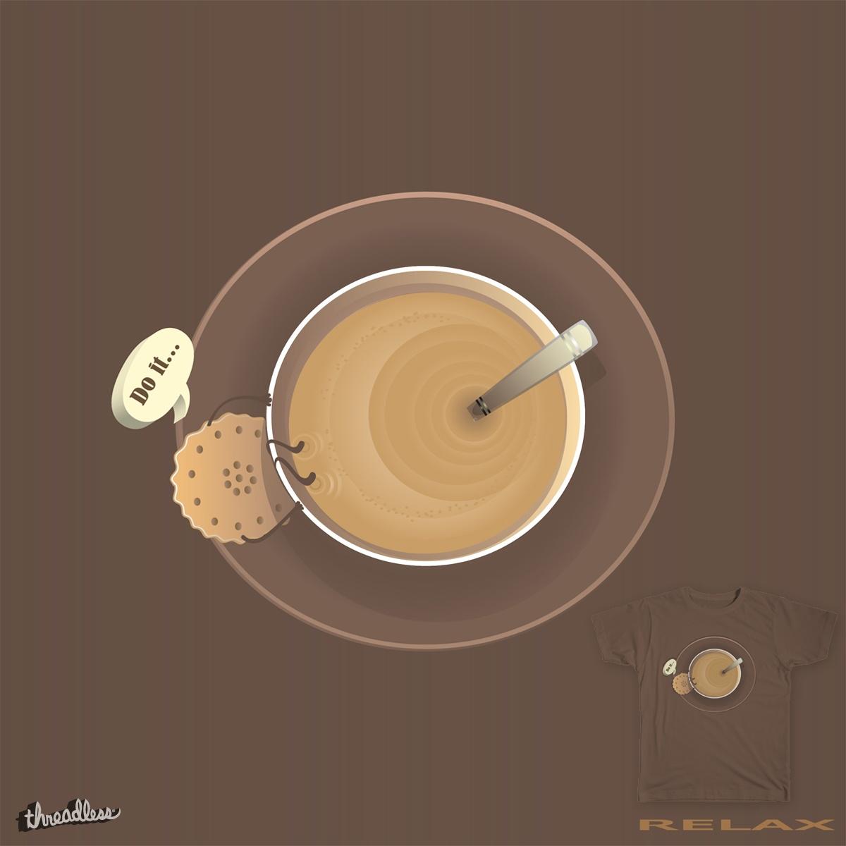 Relax by ruzik1111111 on Threadless