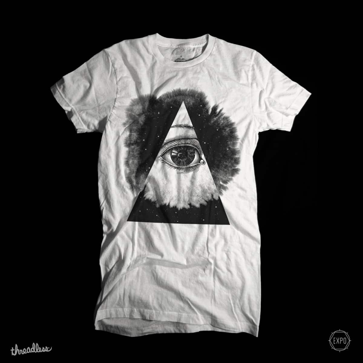 Eye In The Sky by expo on Threadless
