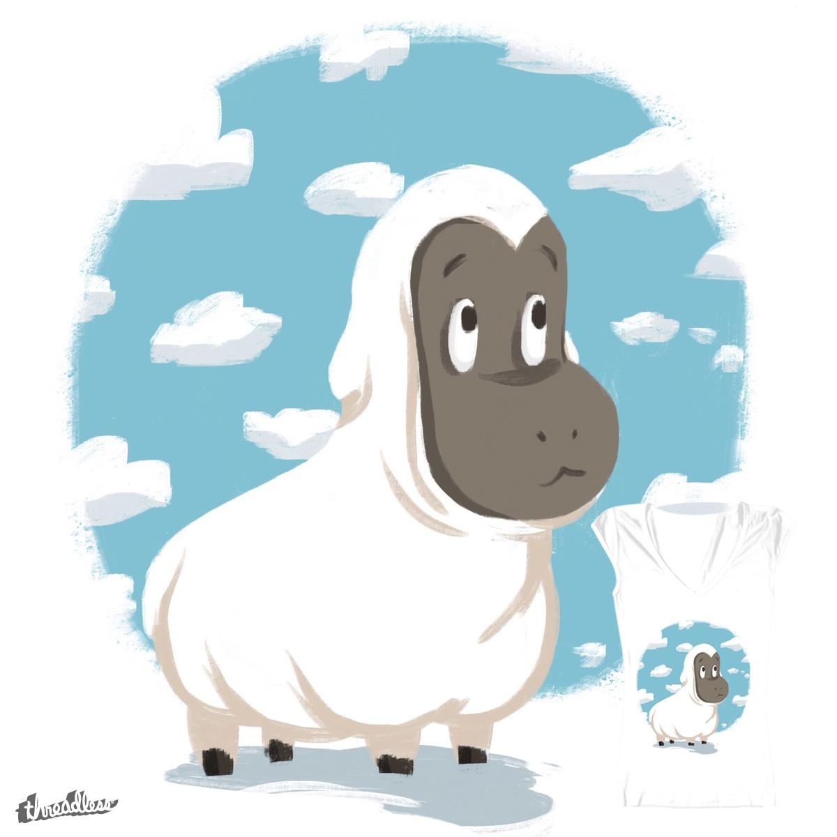 Dreaming sheep by Roman_OrLove on Threadless