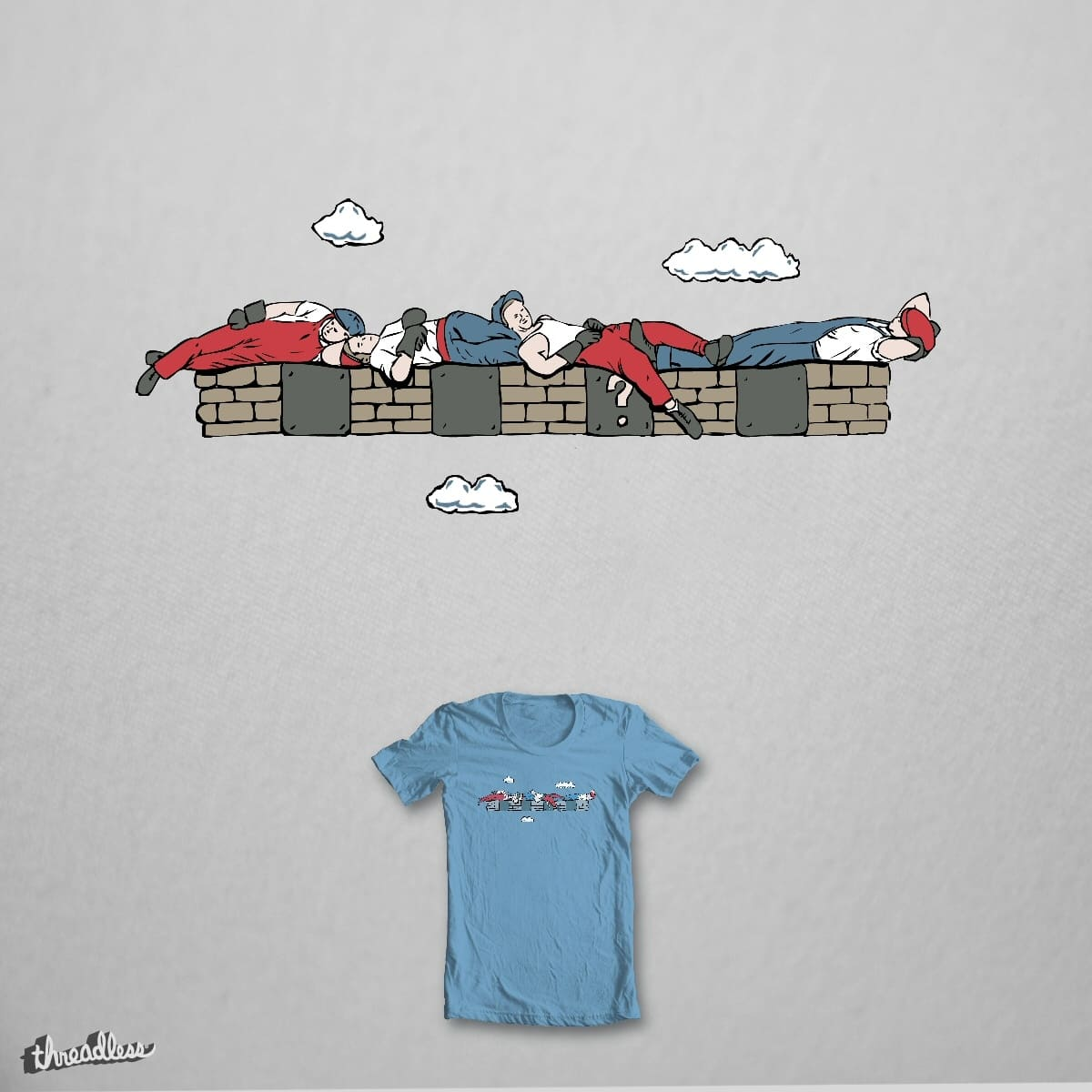 Take your time by nyenyerejunior on Threadless