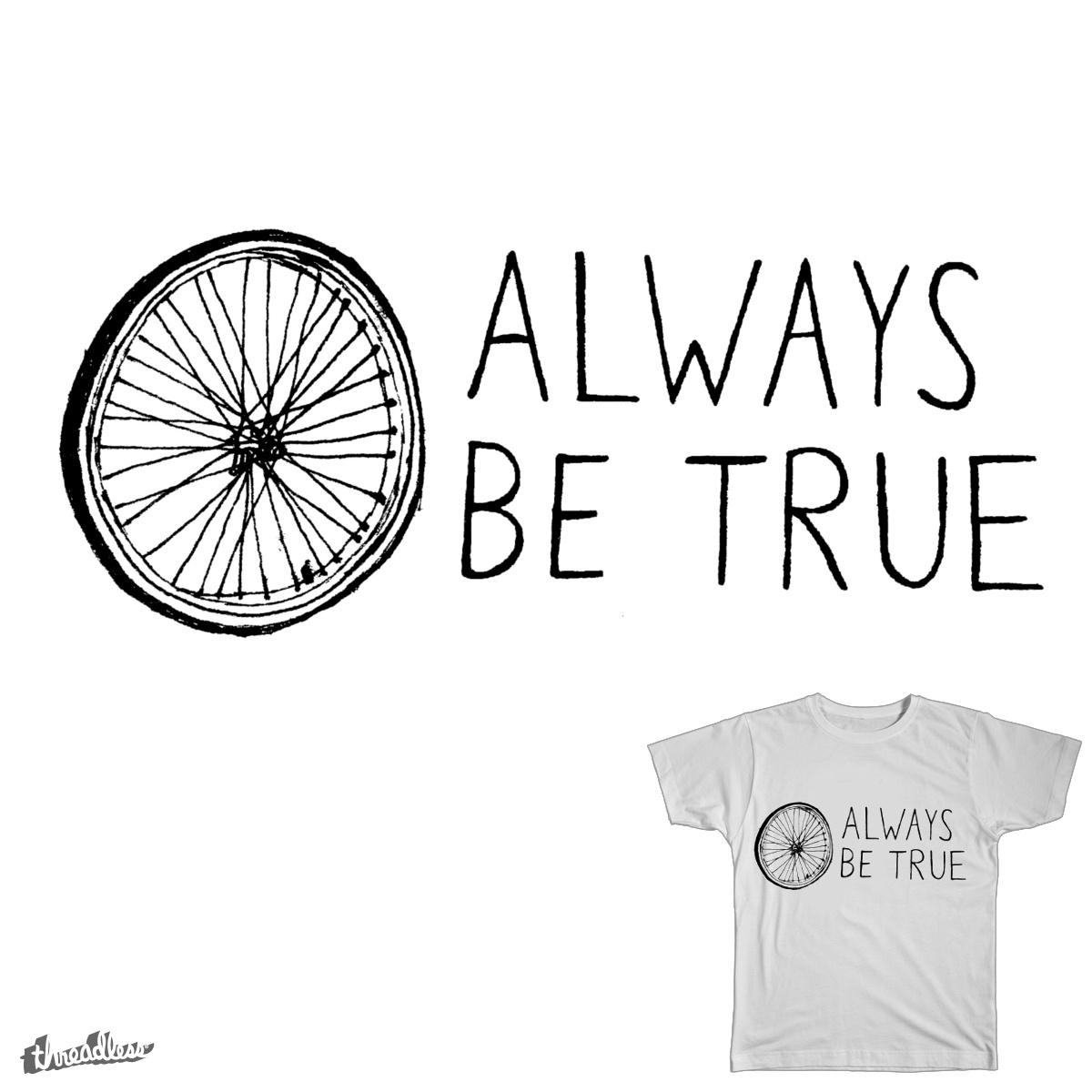Wheel Talk by jamesashley on Threadless