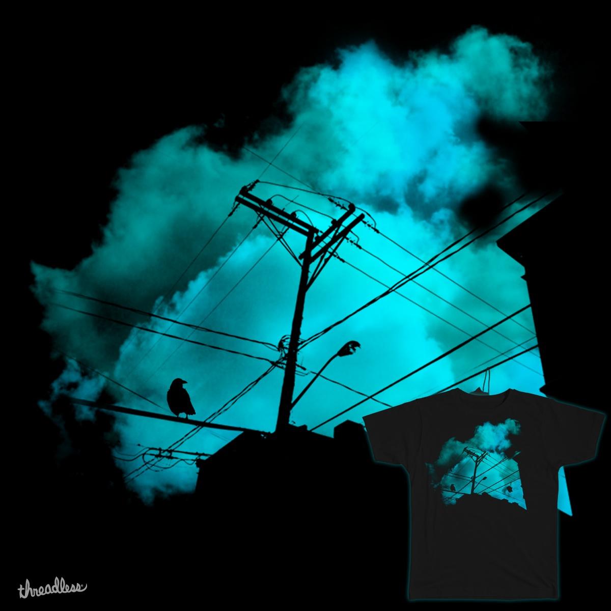 Street Sky by Mat_LeCoin on Threadless