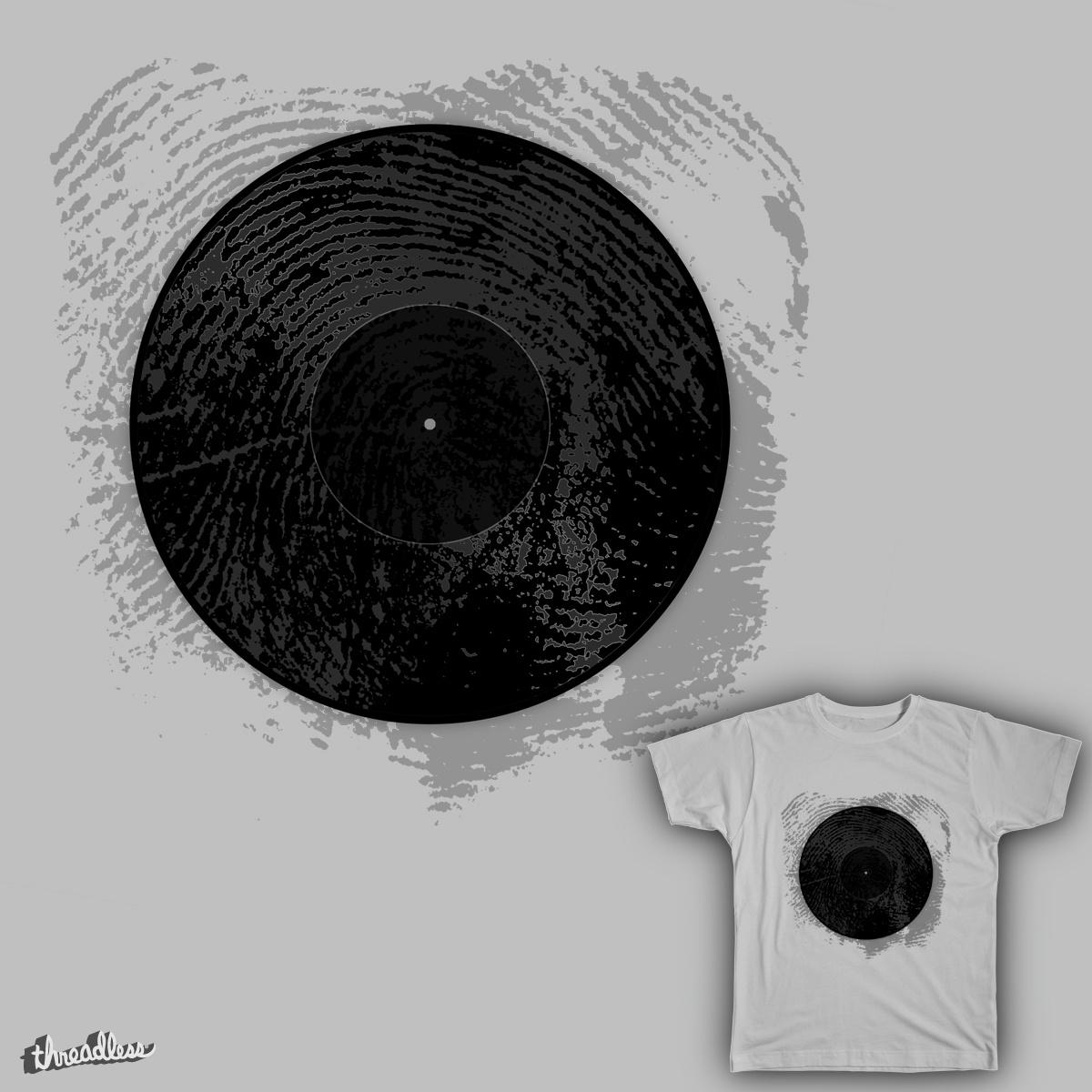 Soundprints by shadedash on Threadless
