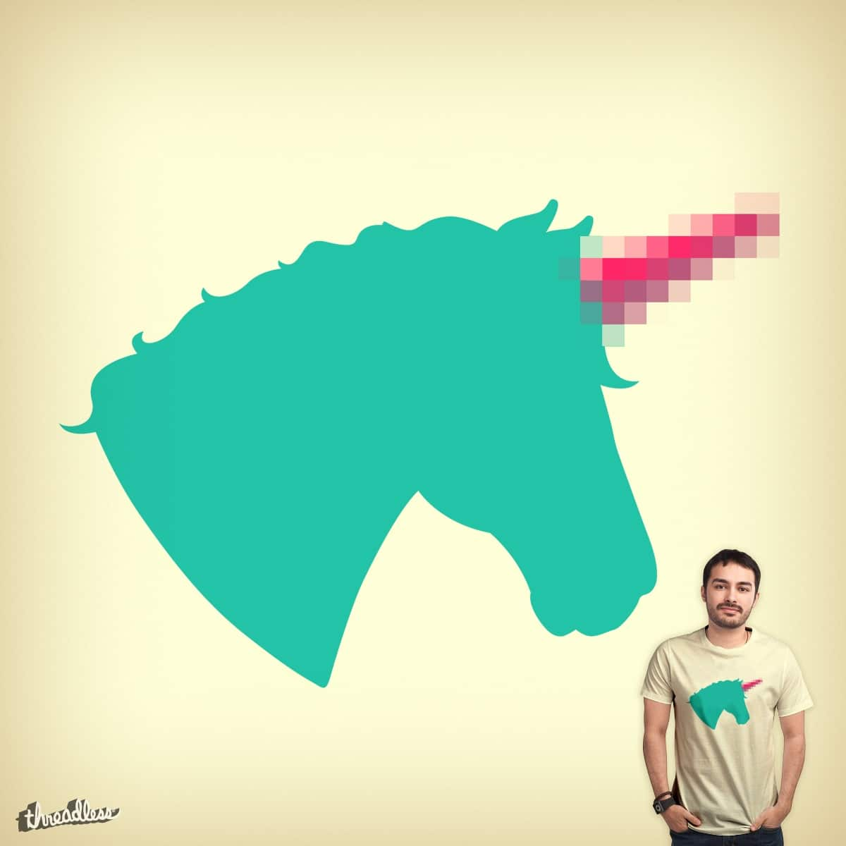 HORNY by ivanrodero on Threadless