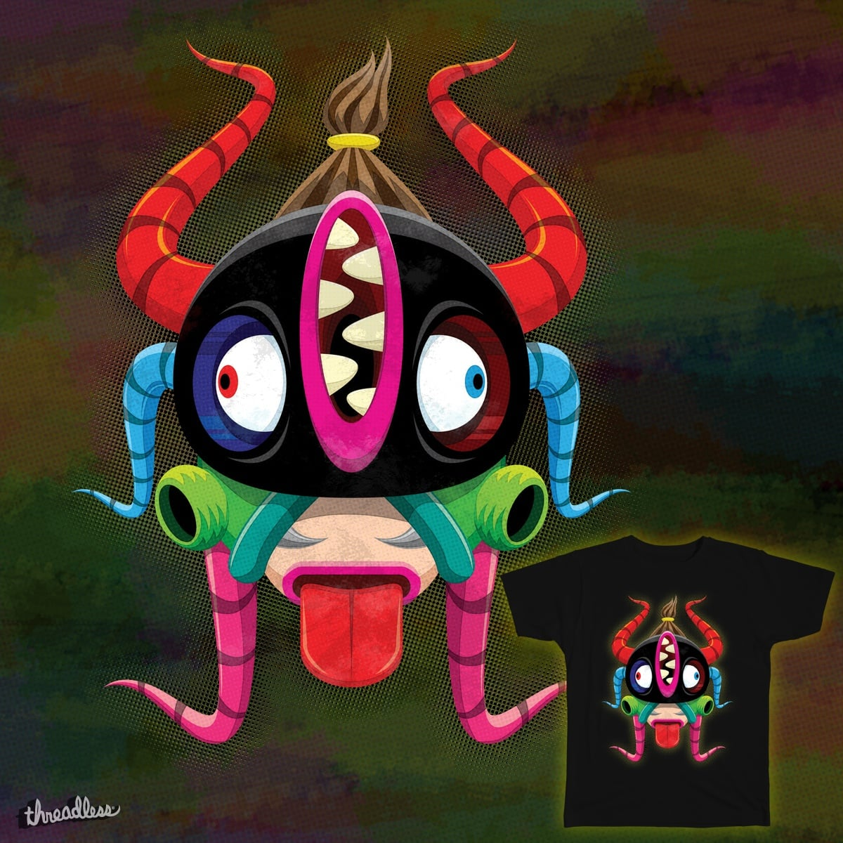Monster by hookeeak on Threadless
