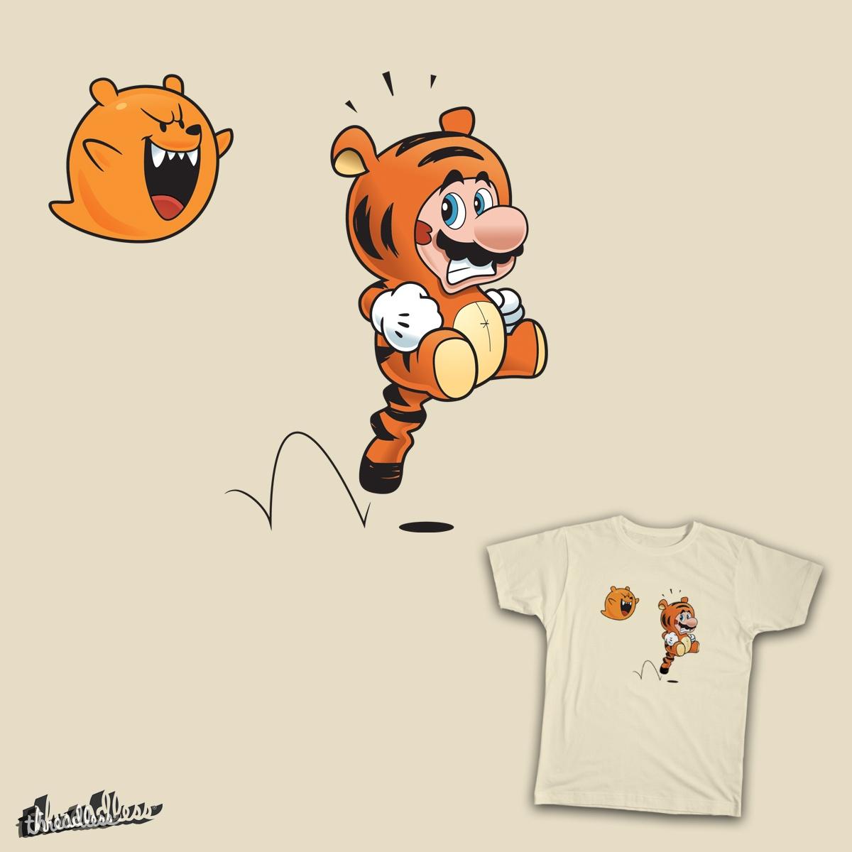 Winnie the Boo! by Koomer on Threadless