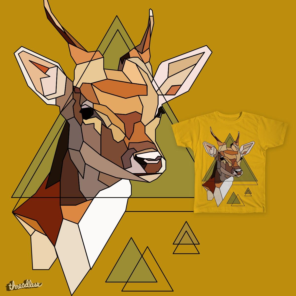 Deer Hunt by sknny on Threadless