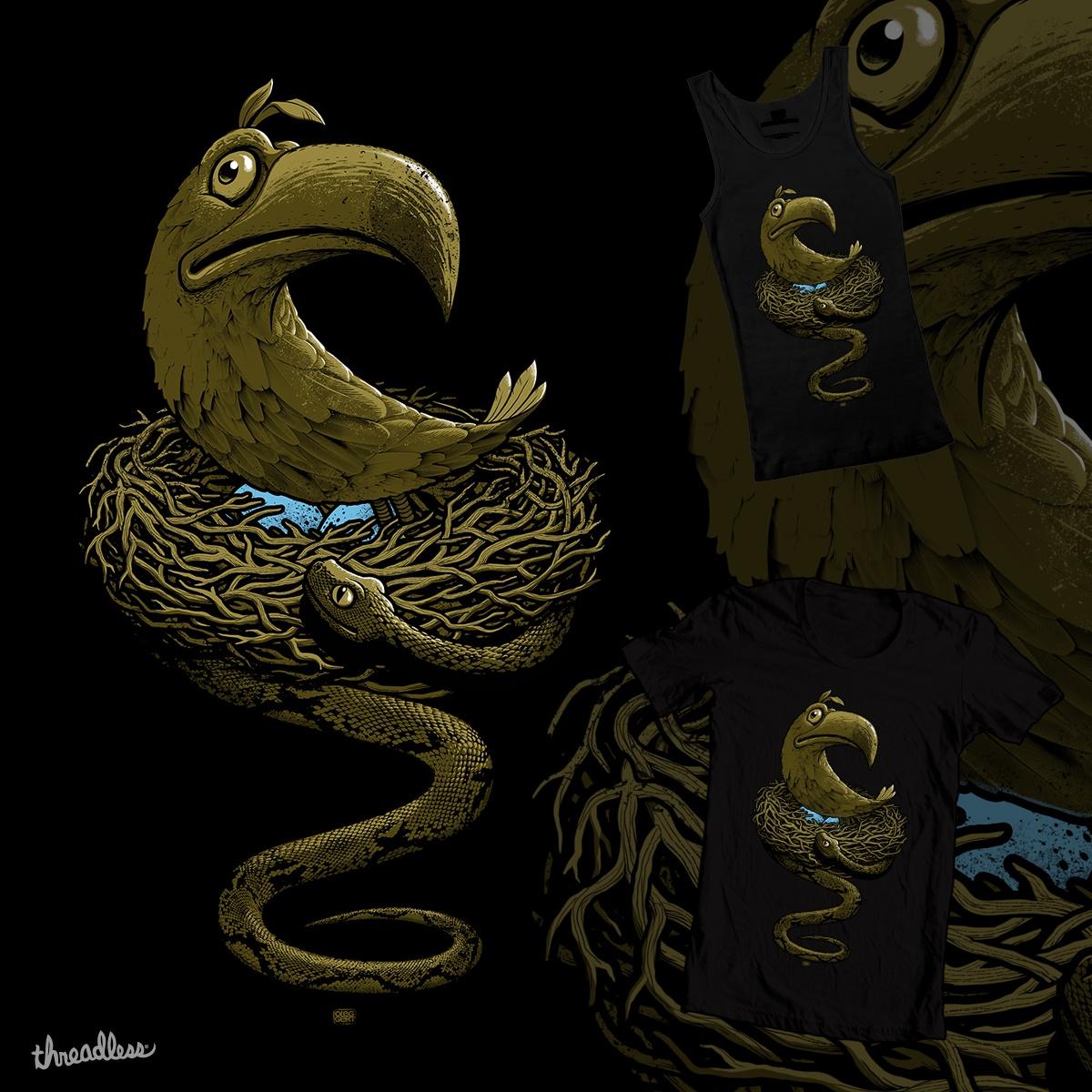 Nest by oleggert on Threadless