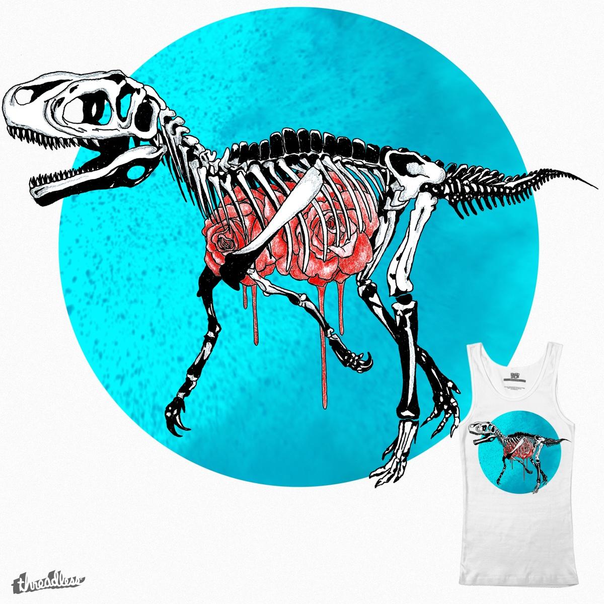 Dinosaur by AltidKaer on Threadless