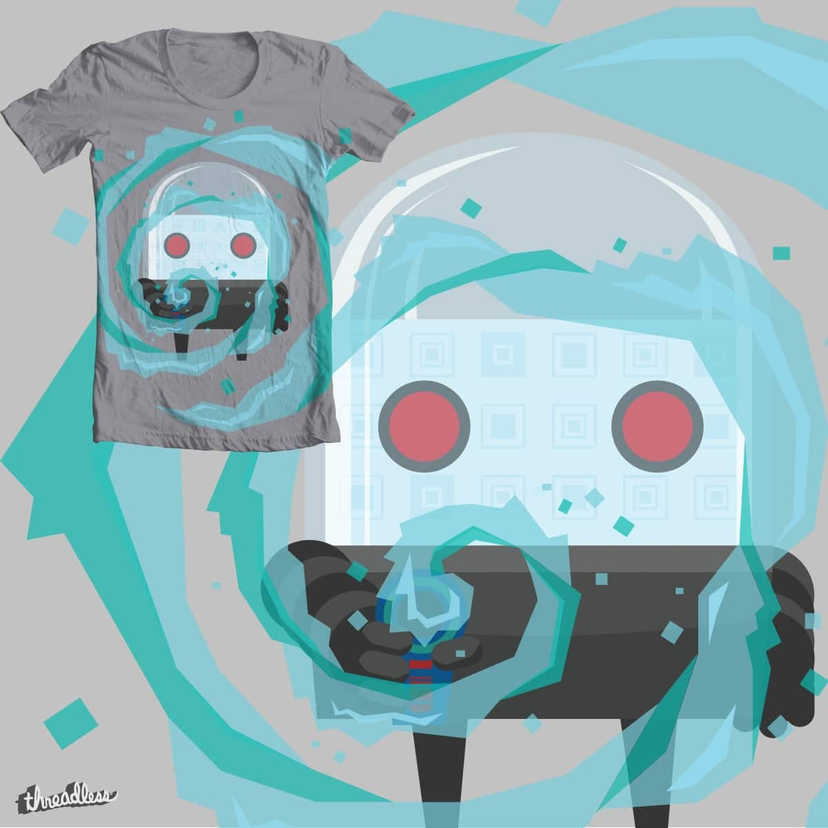 Freeze by ravendreamz on Threadless