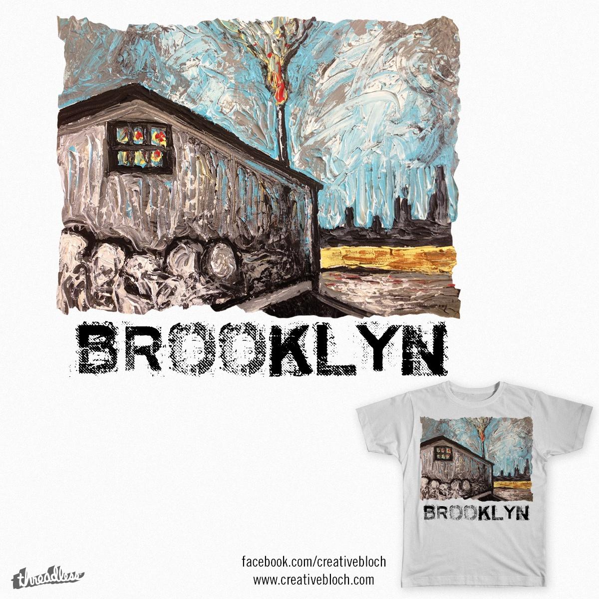 Brooklyn Warehouse by creativebloch on Threadless