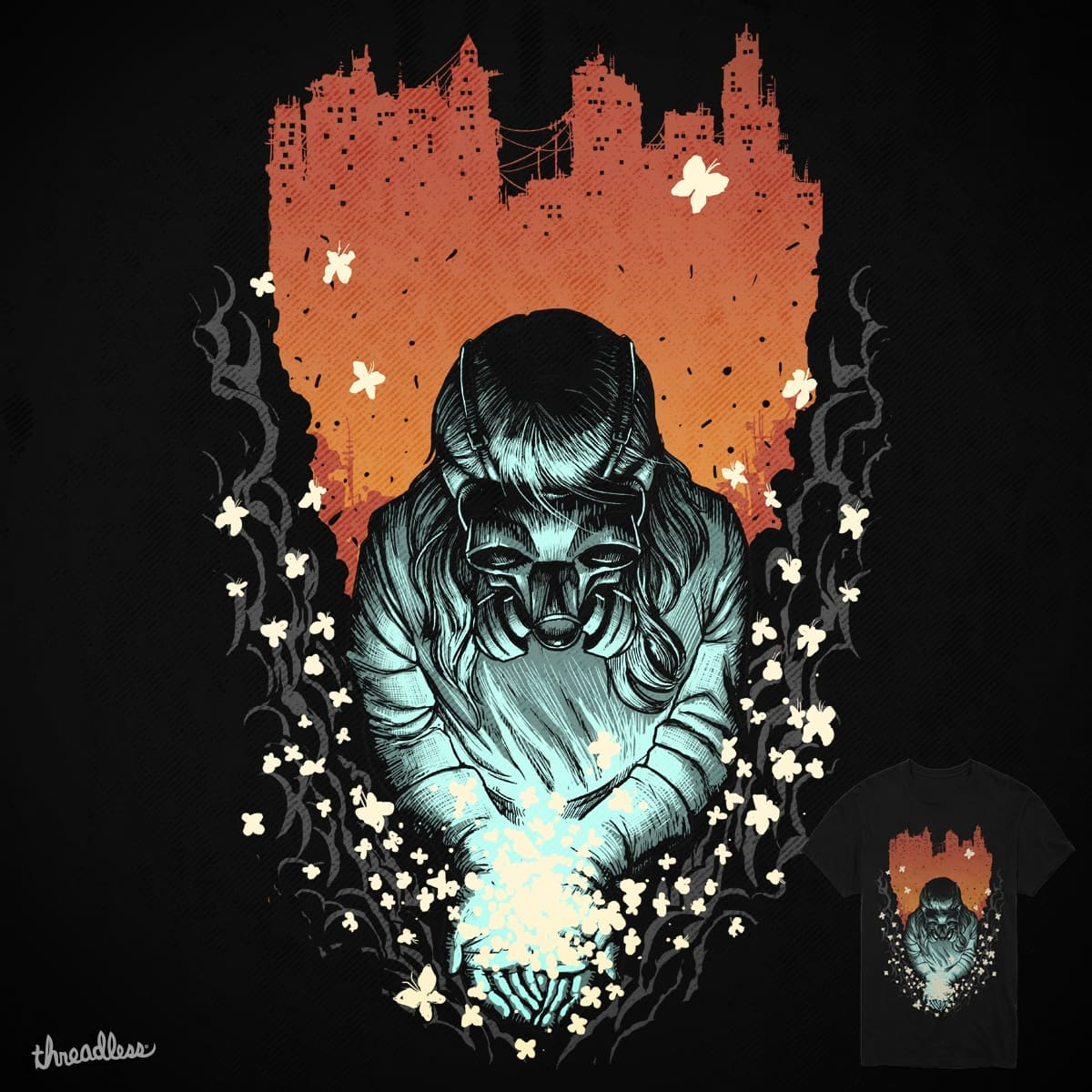 Light of life by digitalcarbine on Threadless