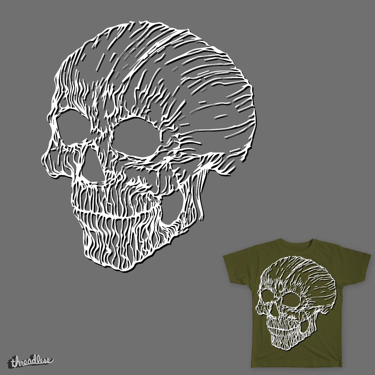 Skull Gooves by rroknom on Threadless