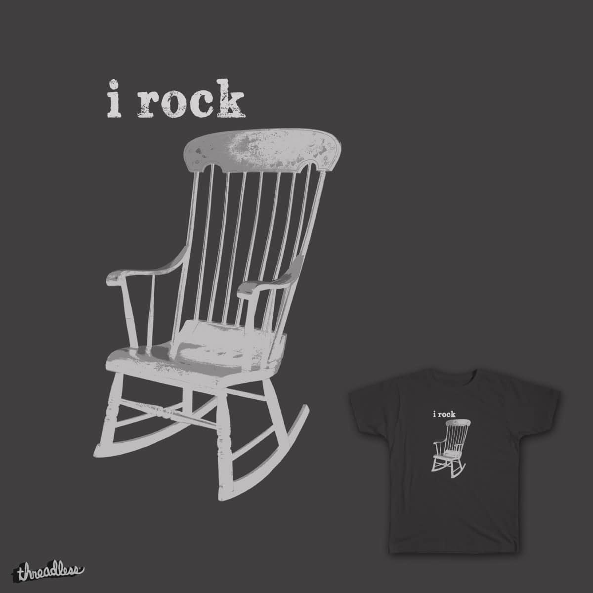 i rock by chris_cannon on Threadless