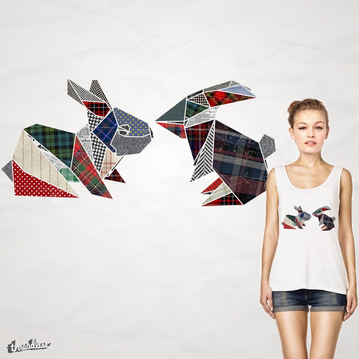Cloth Bunnies by Loremnzo on Threadless