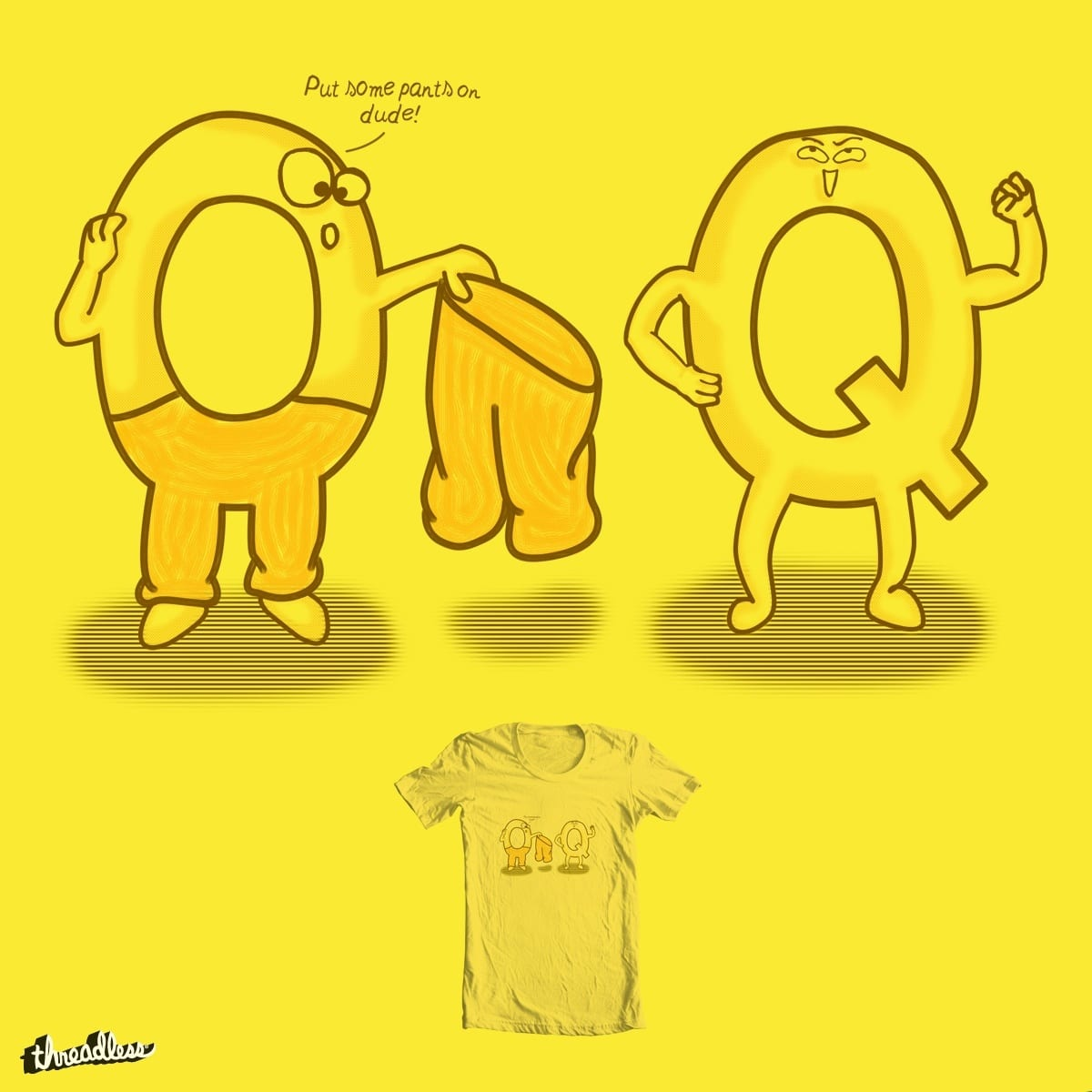 Letters Talk by papaomaangas on Threadless