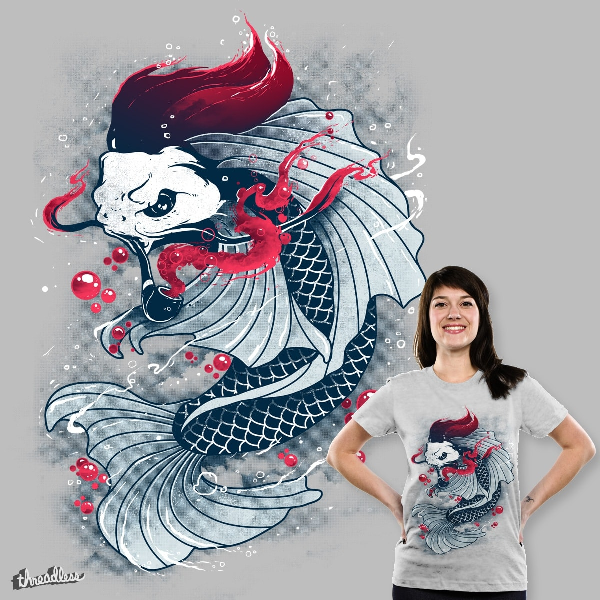 Insensible by Anthony Jay Adolfo on Threadless