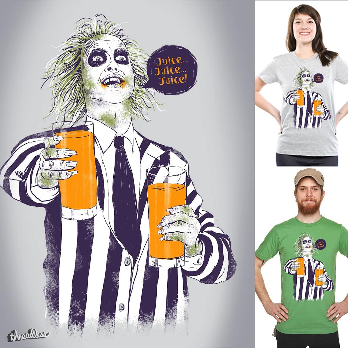 Juice...juice...juice! by silvestre.rodrigues.9 on Threadless