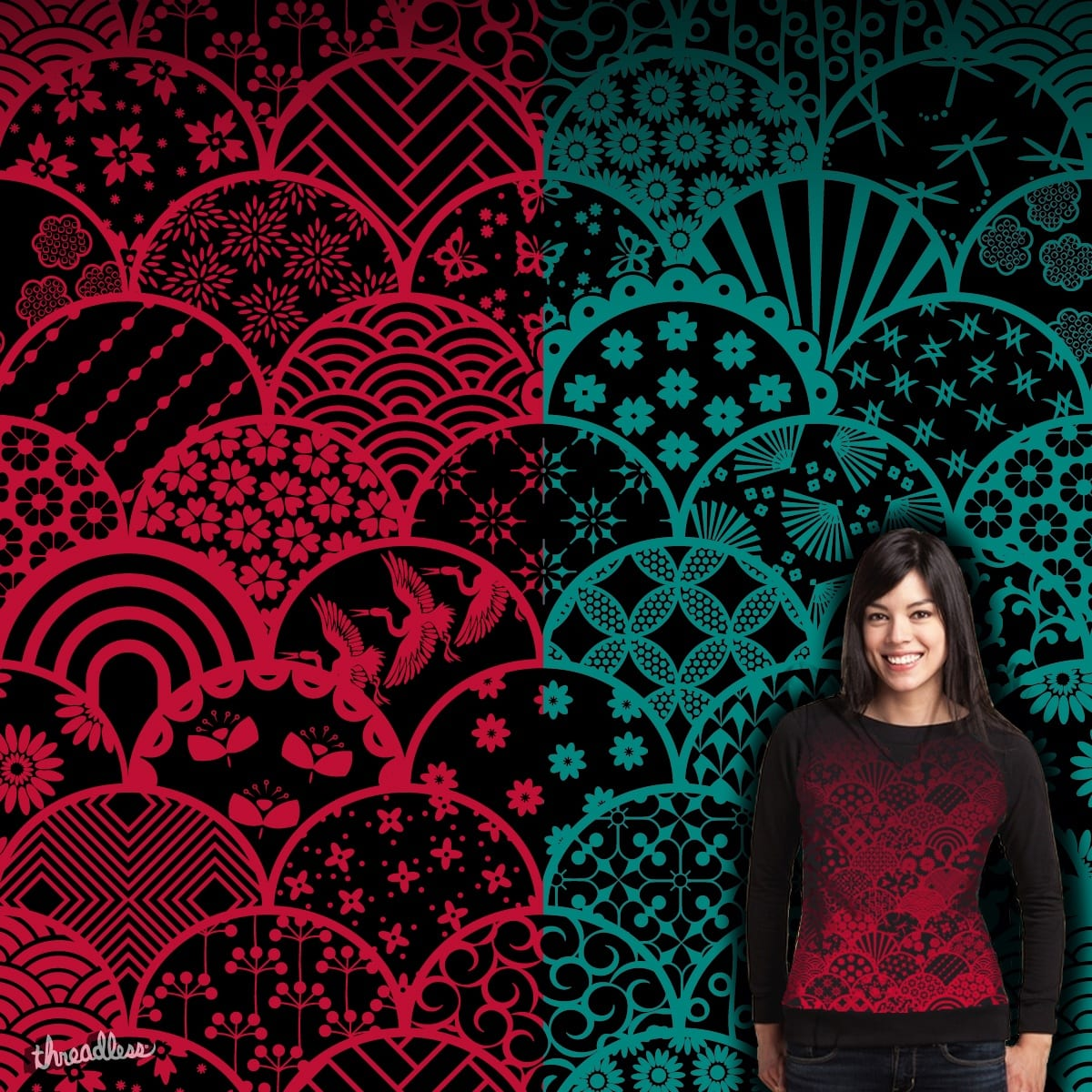 Spring Scales by swissette on Threadless