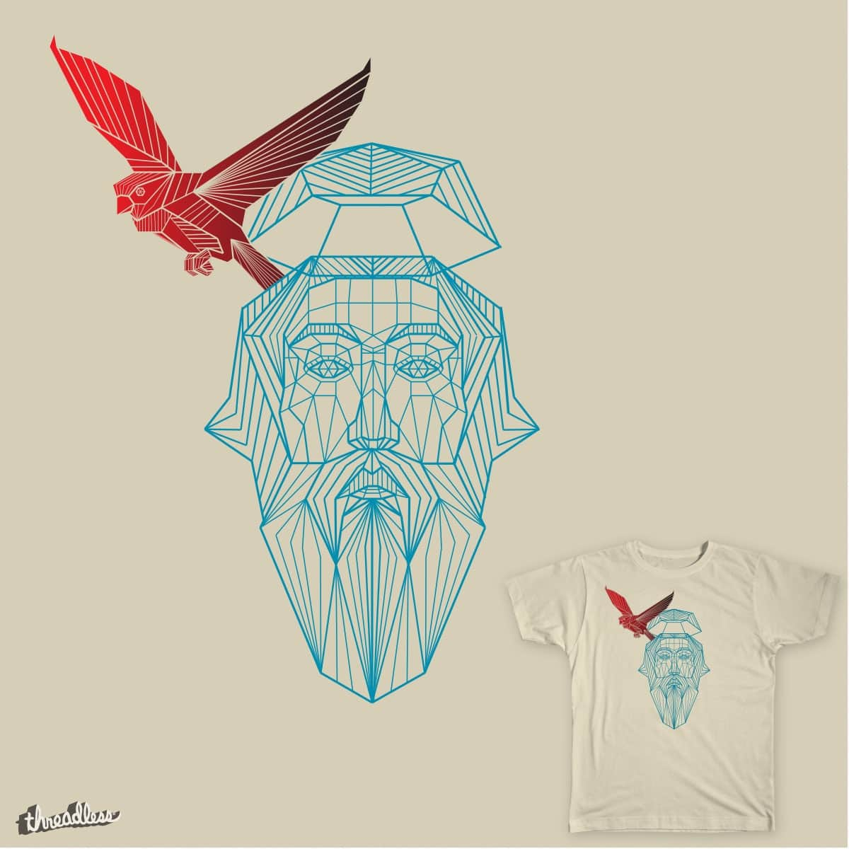 Free Your Mind by samhanauer on Threadless