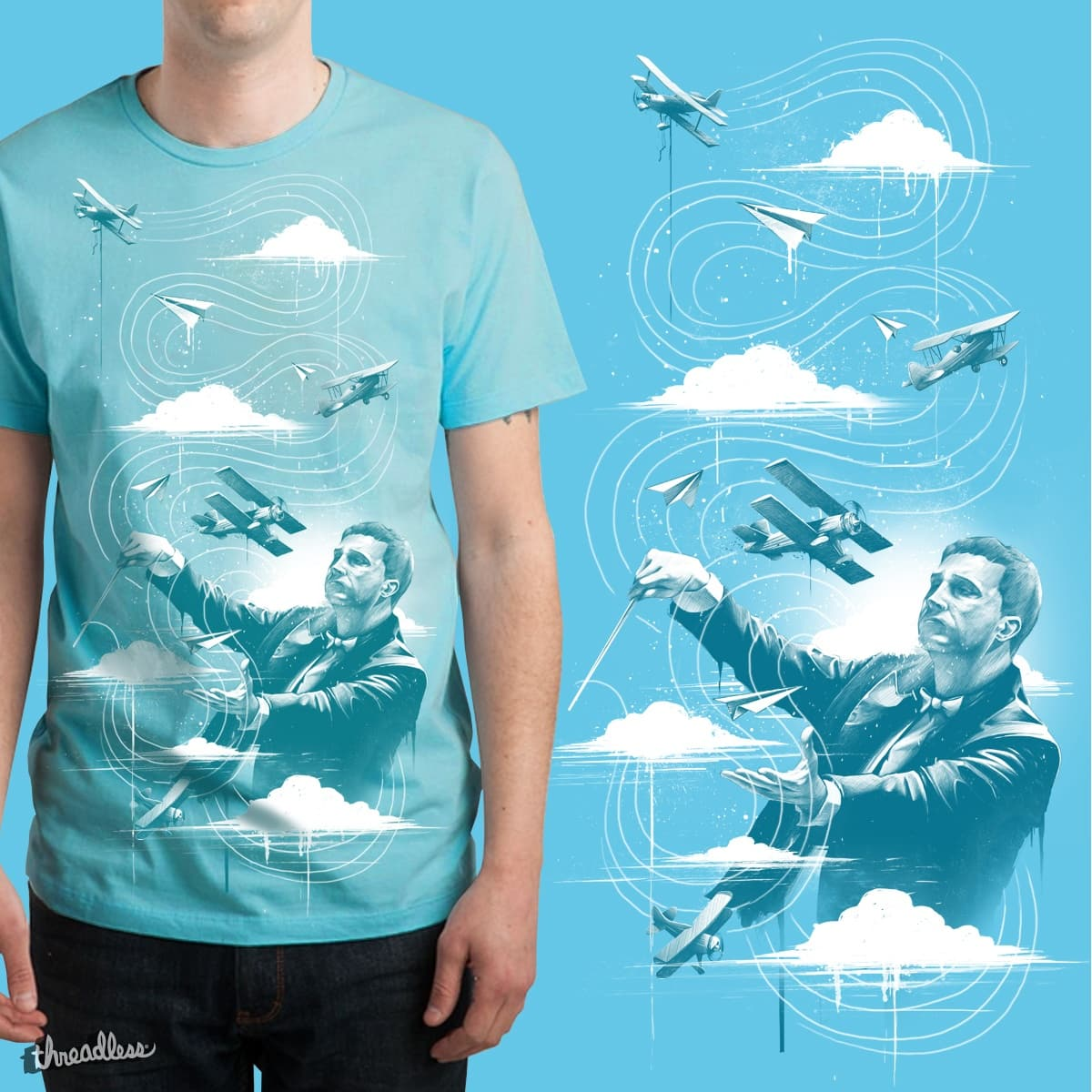 Ciel Symphonie by CUBAN0 on Threadless