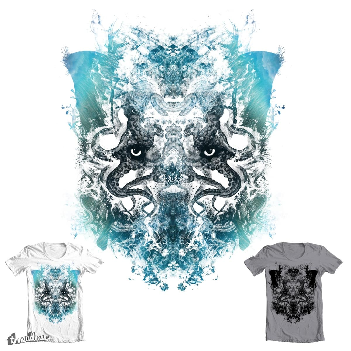 turbulence by thetideconsumesme on Threadless