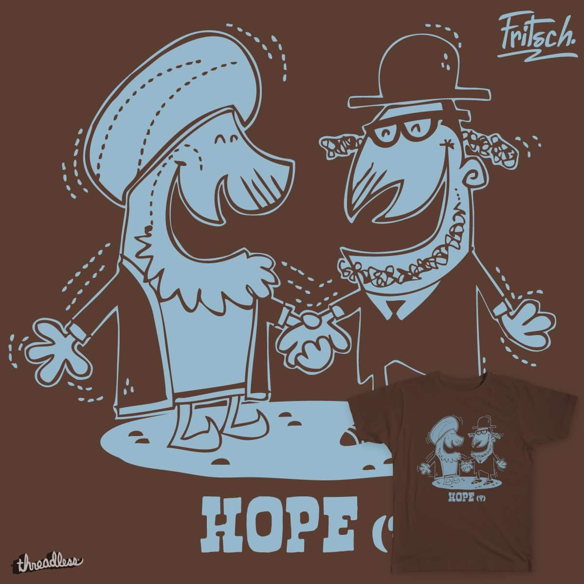 Hope by Fritsch on Threadless