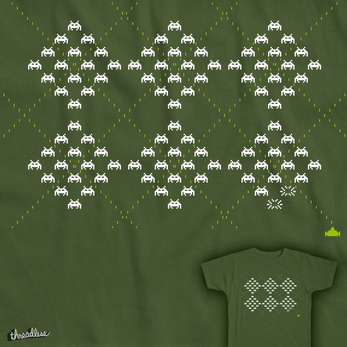 Argyle invasion by tawan on Threadless