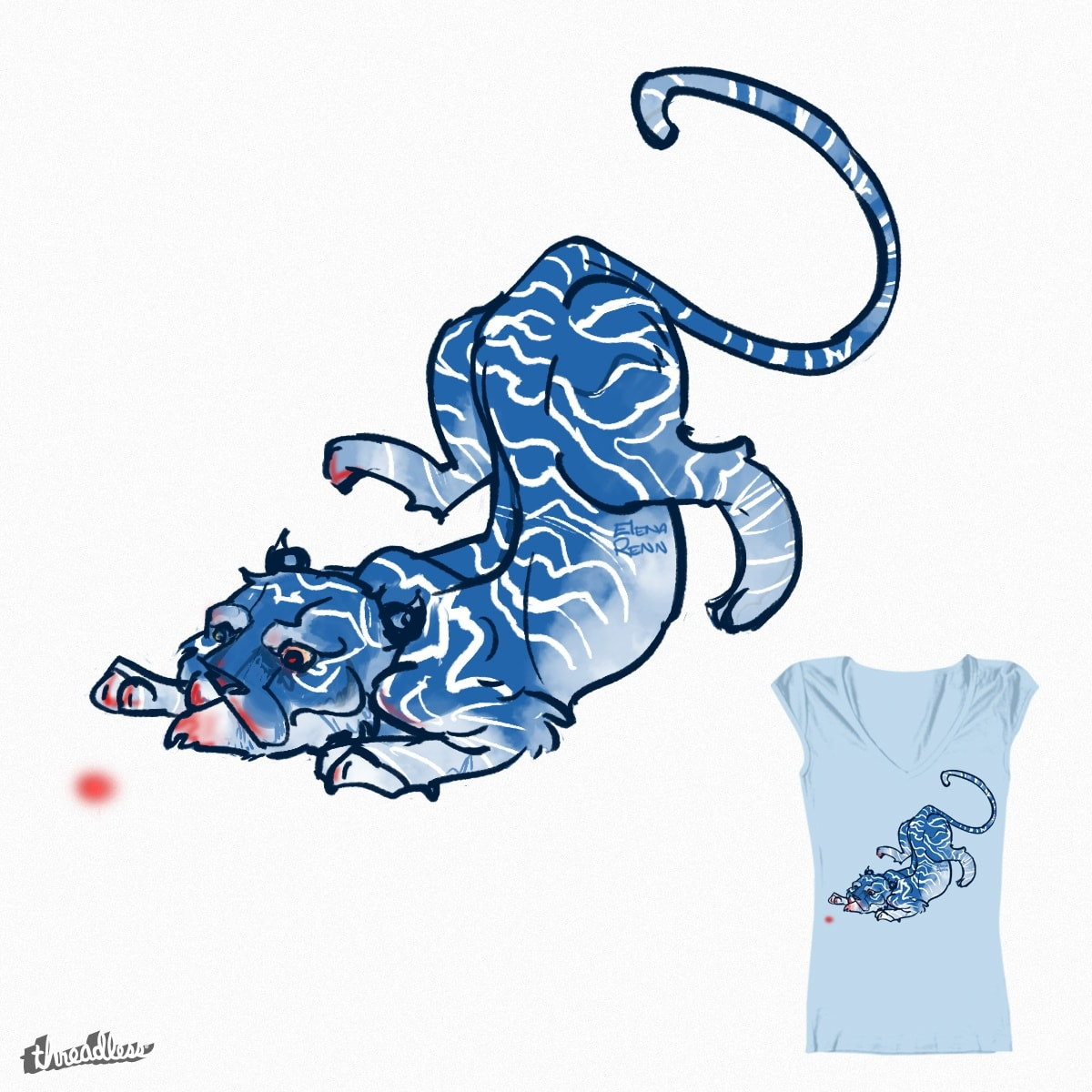 The Great Hunter by normalitea on Threadless