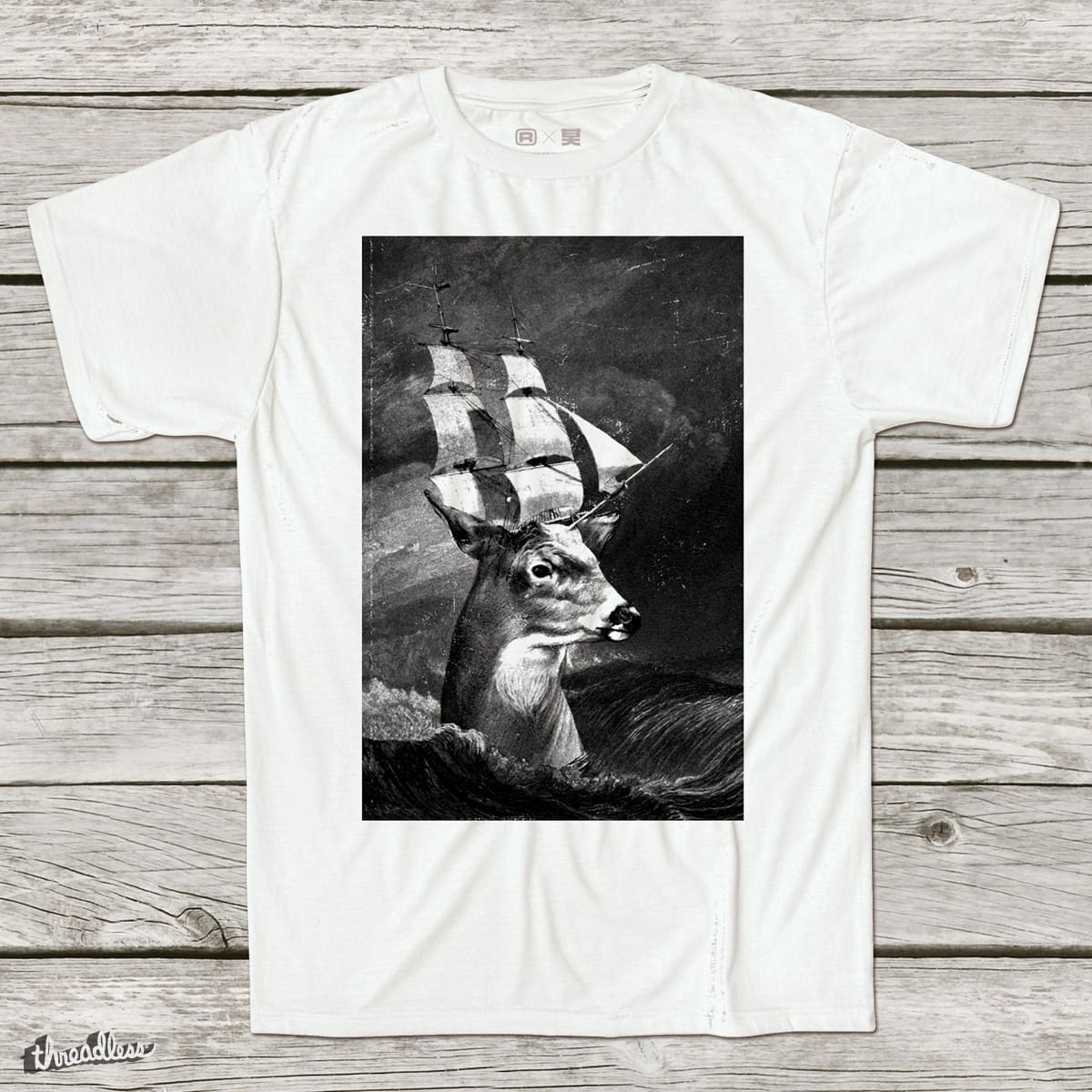 Set Sail by DinoMike on Threadless