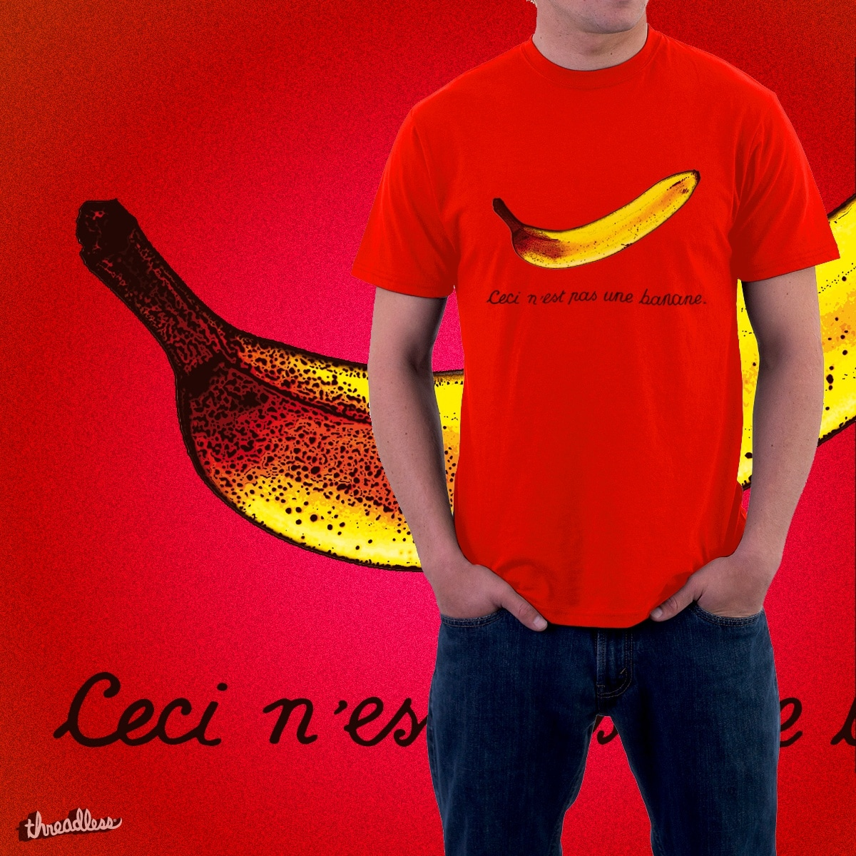 This is not a banana. by Reicycle on Threadless