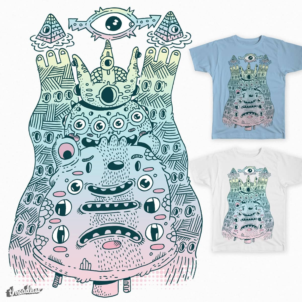Eye of the Beholder by jean_warhol on Threadless