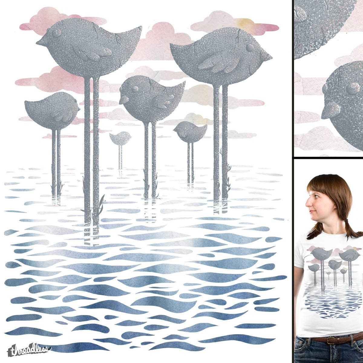 The Remnants by littleclyde on Threadless