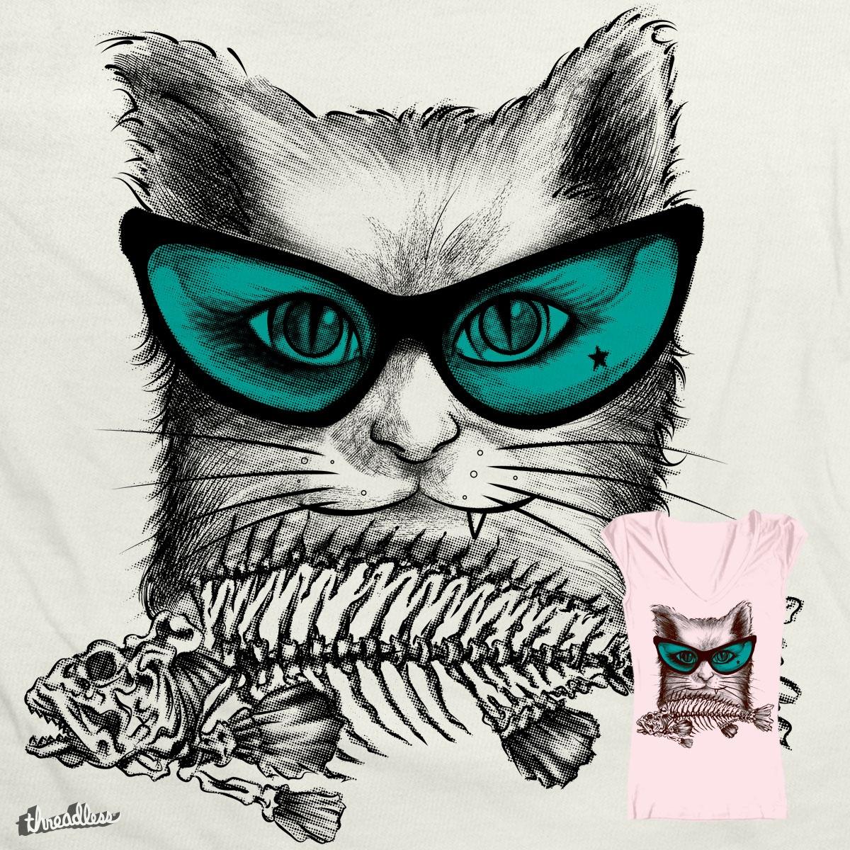 Magic CAT by HanroogMOU on Threadless