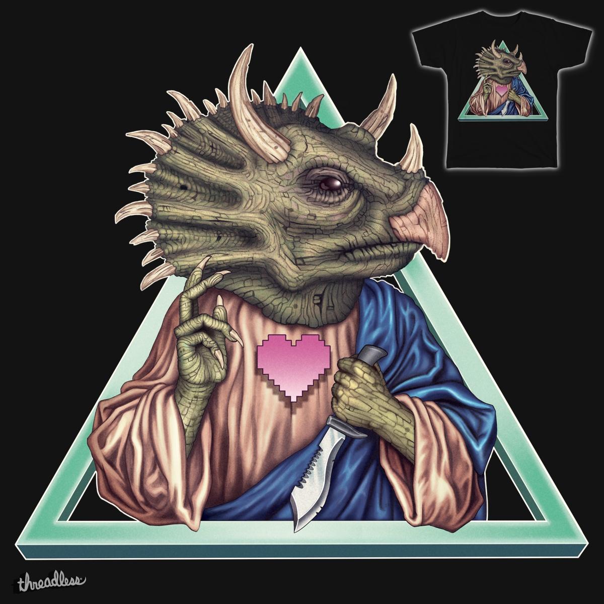Dinosaviour by otheroli on Threadless