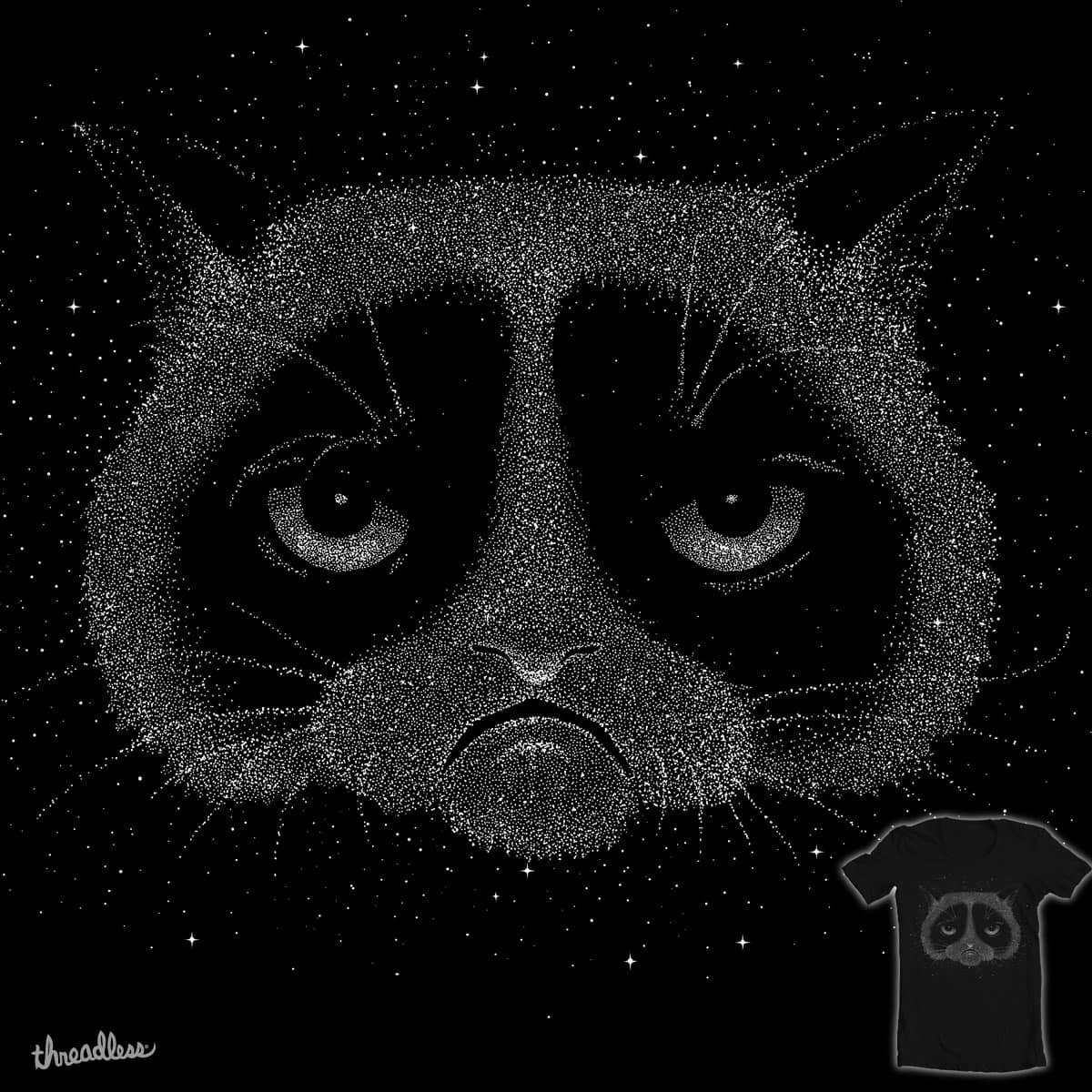 Negative Space by macdoodle on Threadless